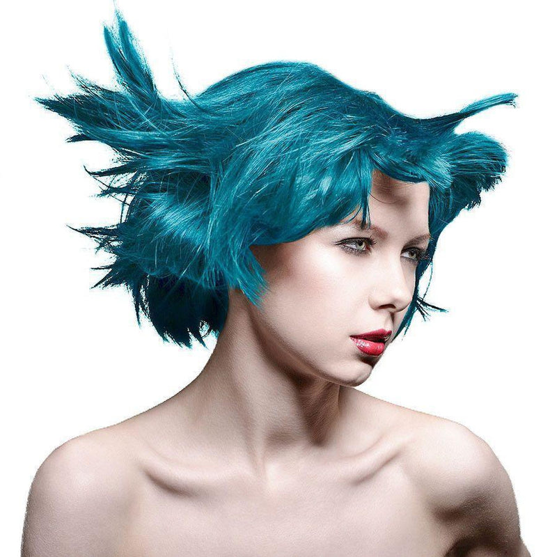 Amplified Semi-Permanent Hair Colour – Turquoise