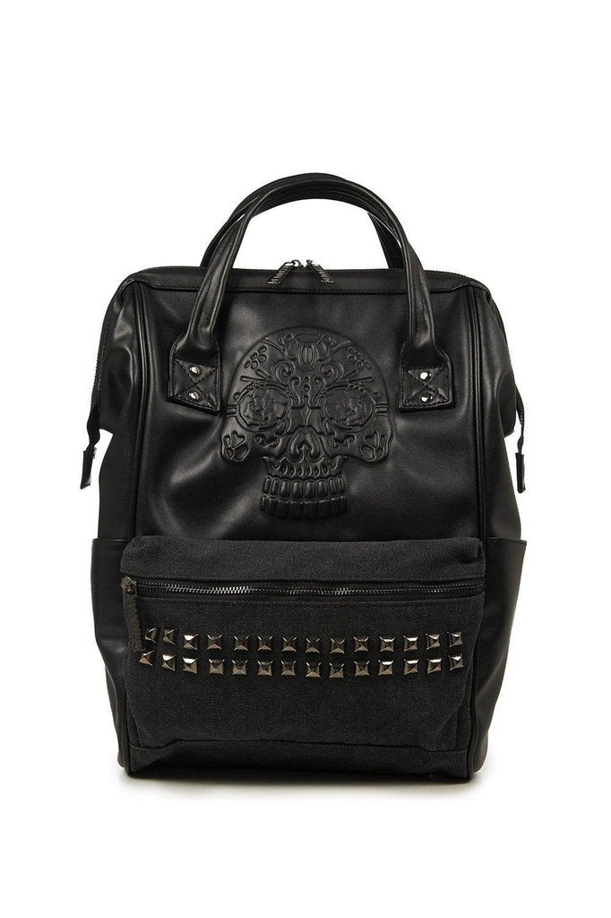 Androginy Backpack-Banned-Dark Fashion Clothing