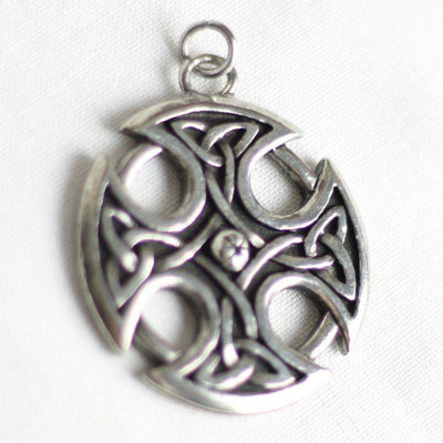 Asgard Nevern Cross Celtic Pendant-Asgard-Dark Fashion Clothing
