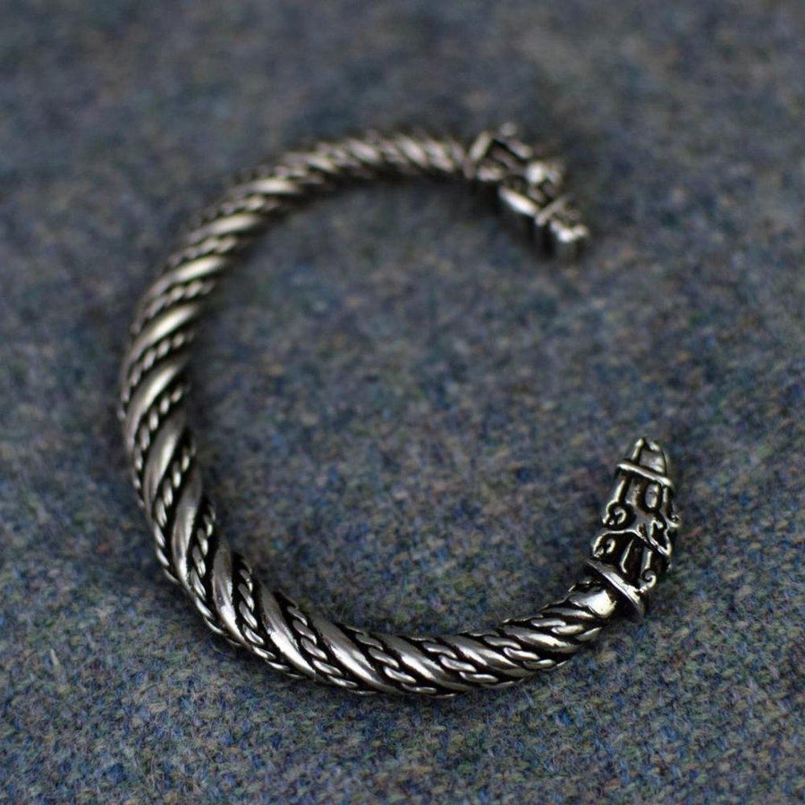 Asgard Small Odin's Steed, Sleipnir Bracelet-Asgard-Dark Fashion Clothing