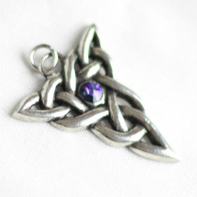 Asgard Trinity Knot Celtic Pendant-Asgard-Dark Fashion Clothing