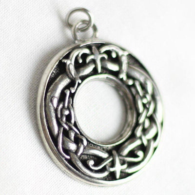 Asgard Viking Beasts Celtic Pendant-Asgard-Dark Fashion Clothing