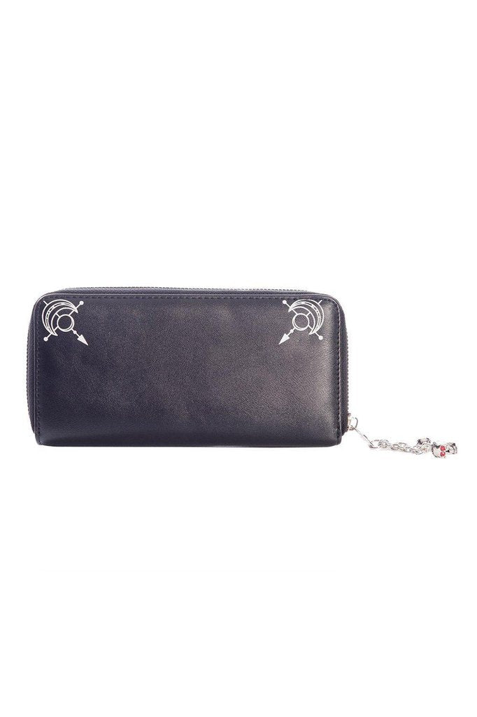 Astral Voyage Wallet-Banned-Dark Fashion Clothing