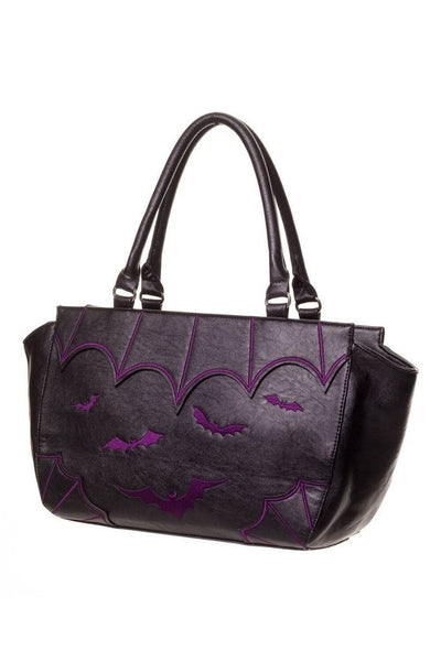 Bats Handbag-Banned-Dark Fashion Clothing