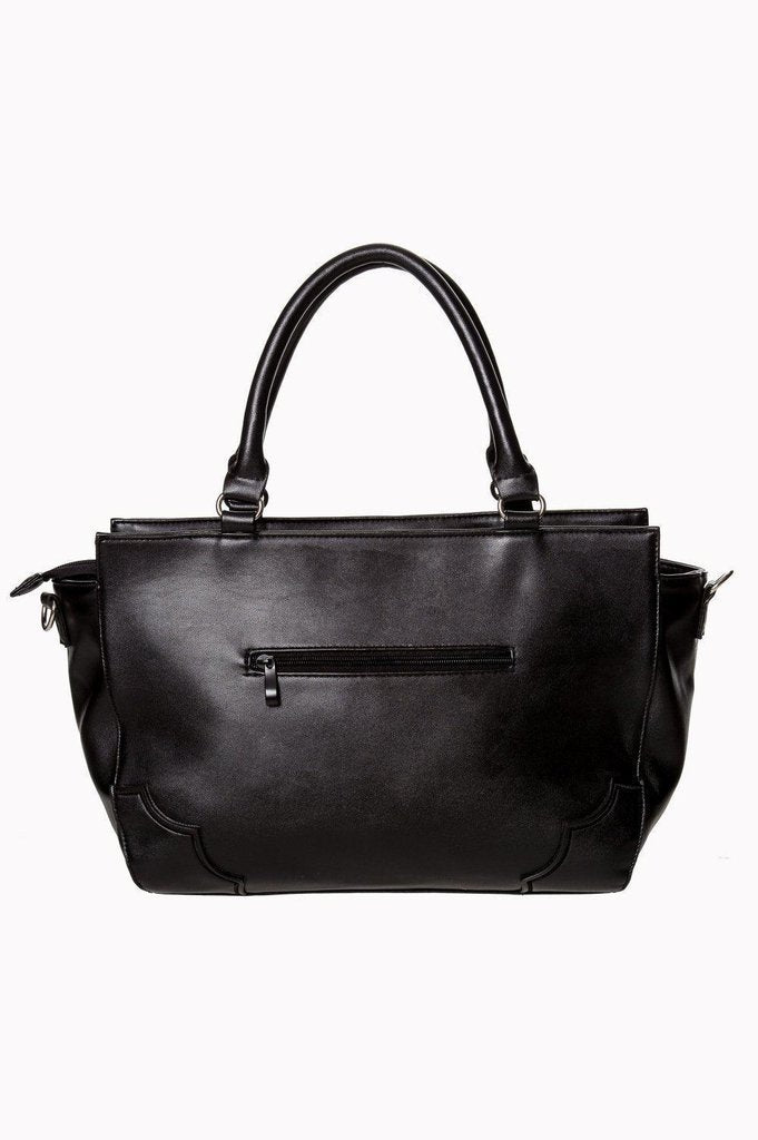Black Widow Bag-Banned-Dark Fashion Clothing