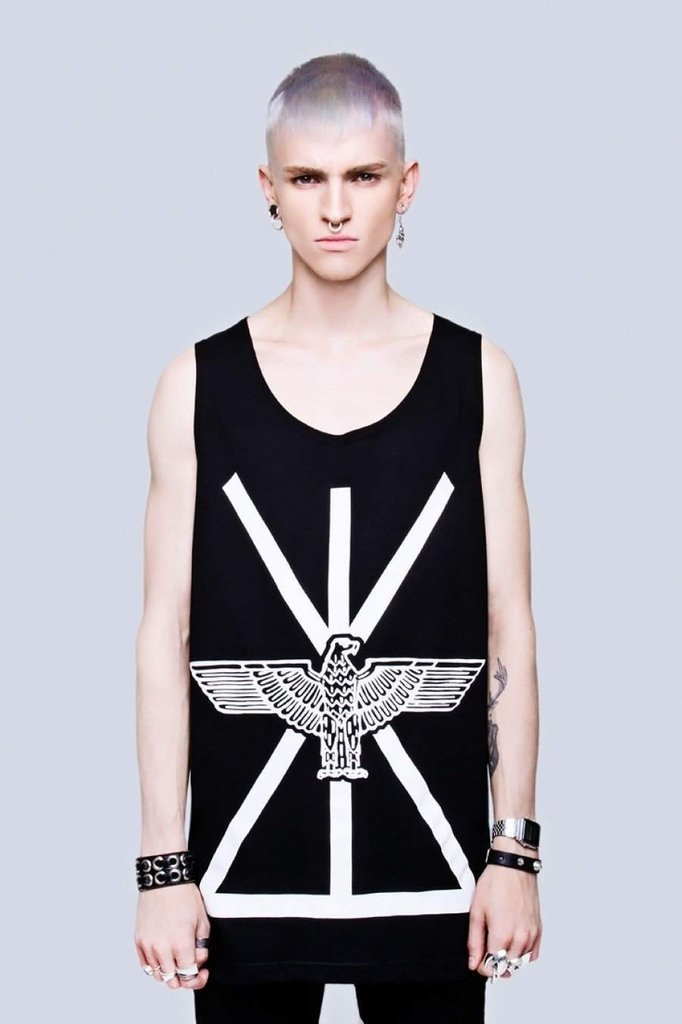 Boy Union Vest - Unisex-Long Clothing-Dark Fashion Clothing