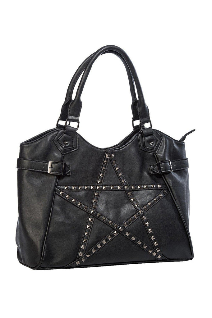 Calling Of The Eclipse Handbag-Banned-Dark Fashion Clothing