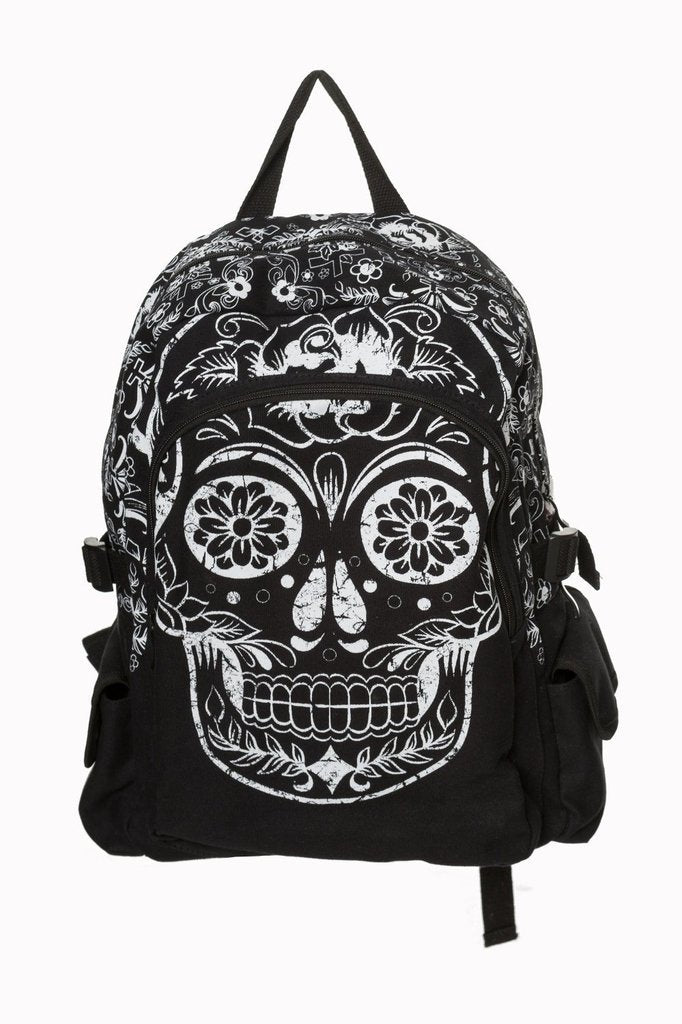 Collins Backpack-Banned-Dark Fashion Clothing