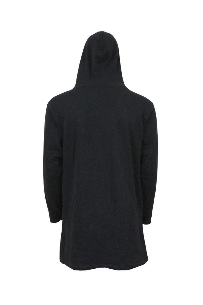 Gothic Rock - Occult Hooded Cardigan-Spiral-Dark Fashion Clothing