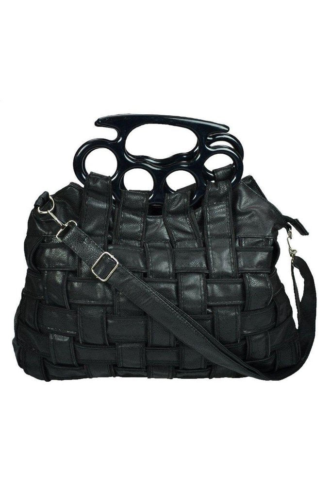 Jade Bag-Poizen Industries-Dark Fashion Clothing