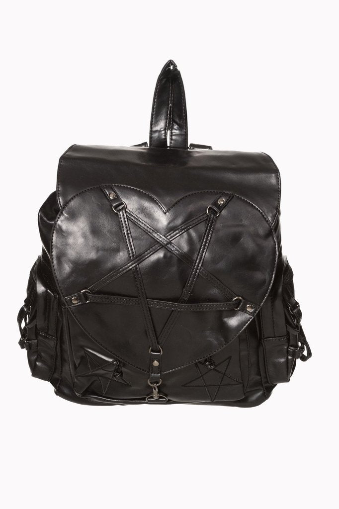 Jamie Backpack-Banned-Dark Fashion Clothing