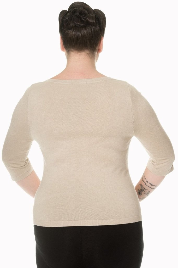 Plus Size Addicted Sweater-Banned-Dark Fashion Clothing