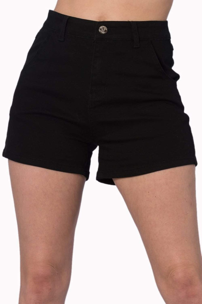 Sulphur Shorts-Banned-Dark Fashion Clothing