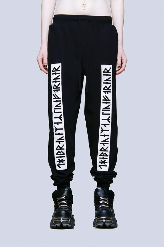 The Brave Joggers - Unisex-Long Clothing-Dark Fashion Clothing