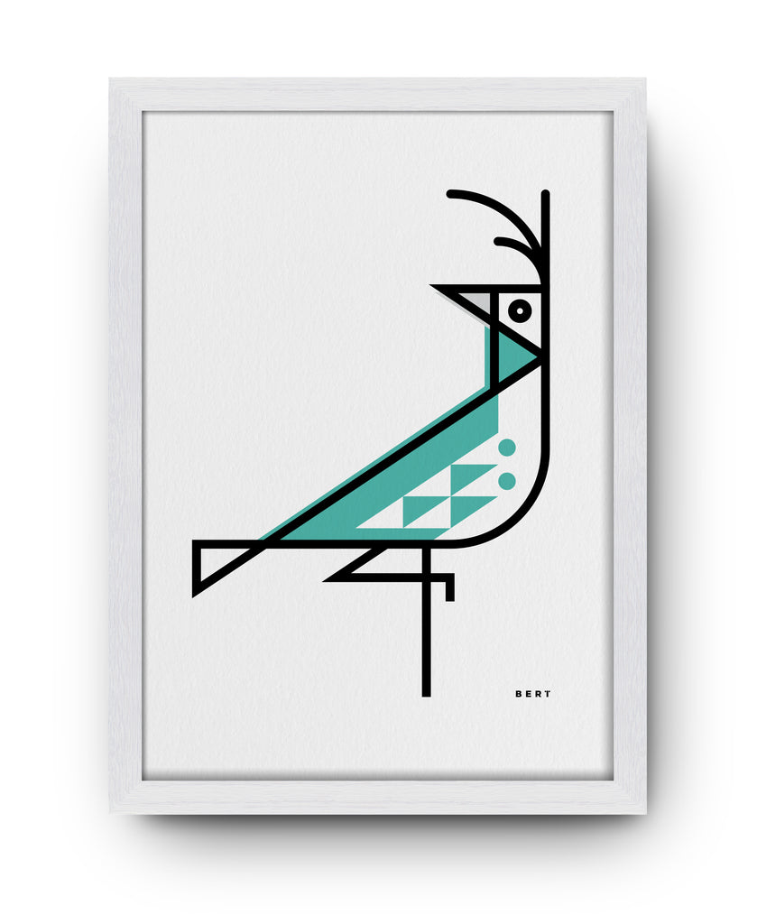 BERT & BUOY WALL ART | LOUD LAPWING