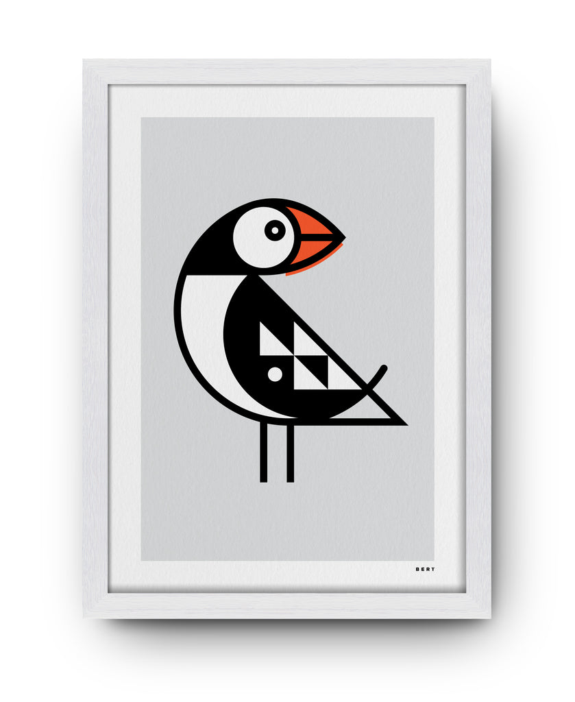 BERT & BUOY WALL ART | PETITE PUFFIN
