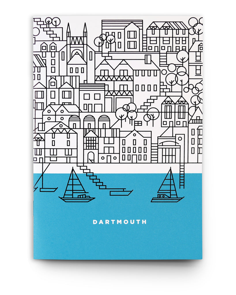 BERT & BUOY NOTEBOOK DARTMOUTH