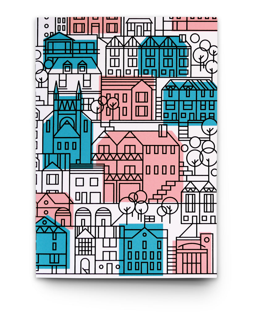 DARTMOUTH HOUSES NAUTICAL NOTEBOOK