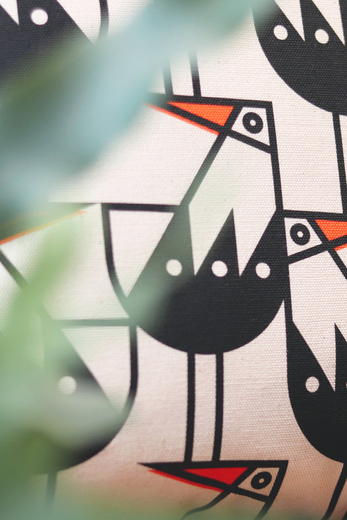 OYSTERCATCHER CUSHIONS
