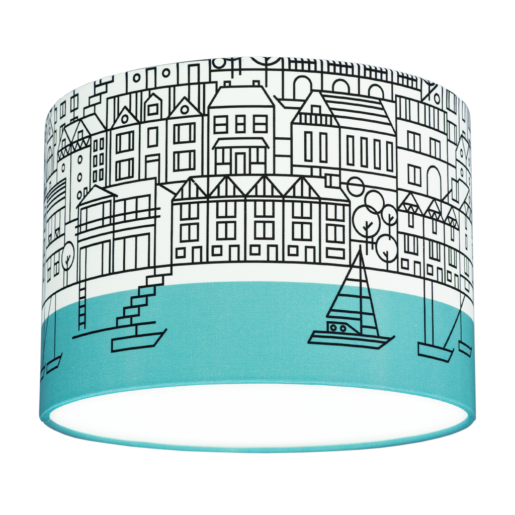 BERT & BUOY DRUM LIGHT & CEILING SHADE DARTMOUTH