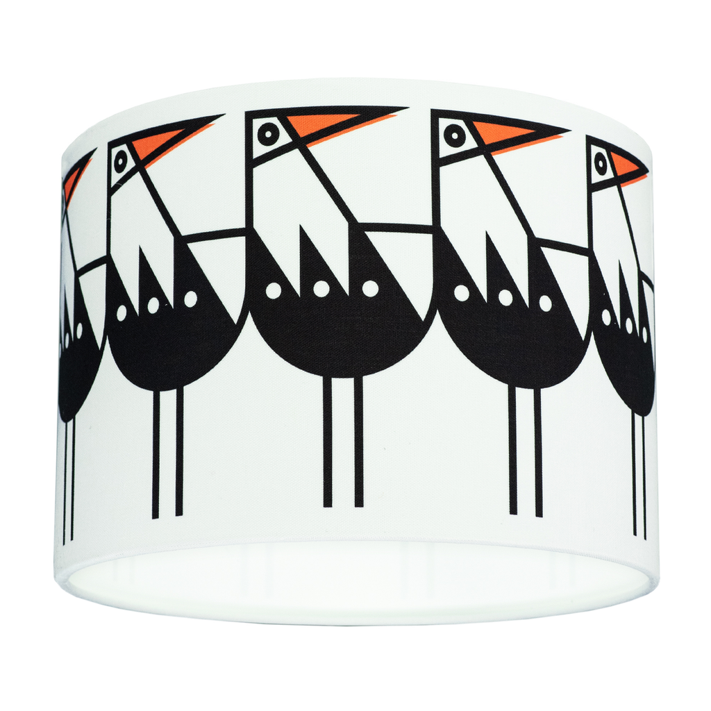 OYSTERCATCHER DRUM SHADE