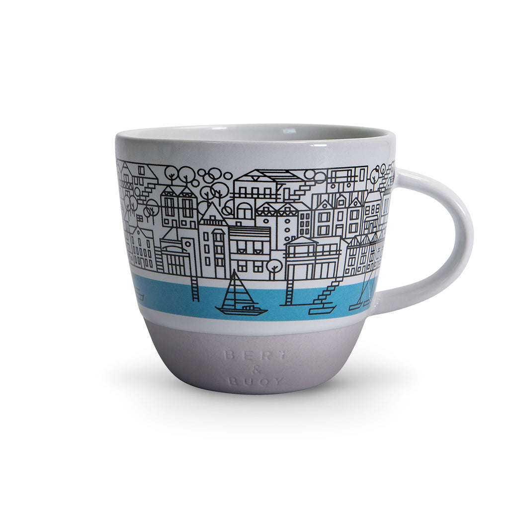 BERT & BUOY DARTMOUTH MUG