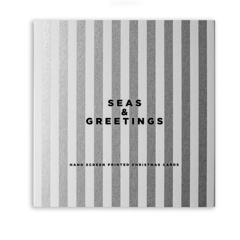 SEAS & GREETINGS LIMITED EDITION CHRISTMAS CARD PACK