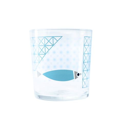 FISHY ESCAPE GLASS
