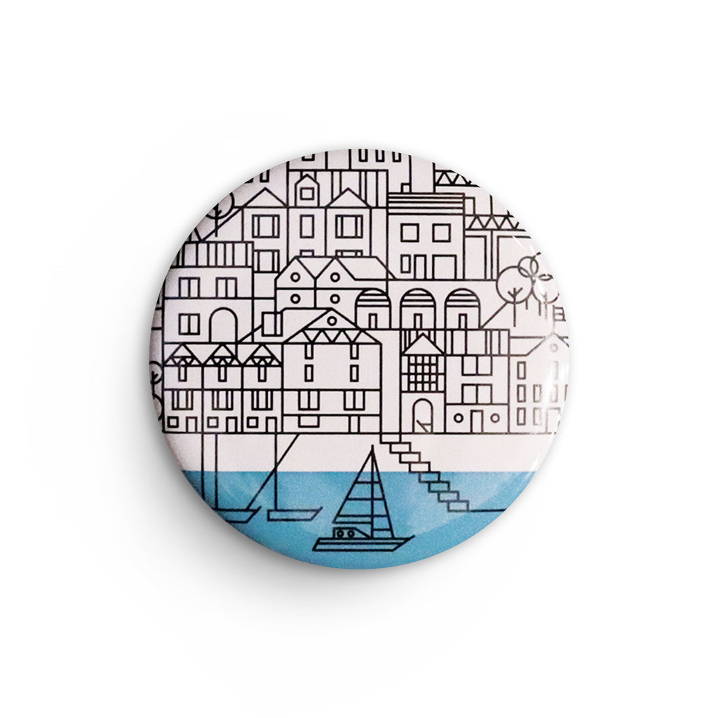 DARTMOUTH POCKET MIRROR