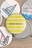 HELLO SAILOR POCKET MIRROR