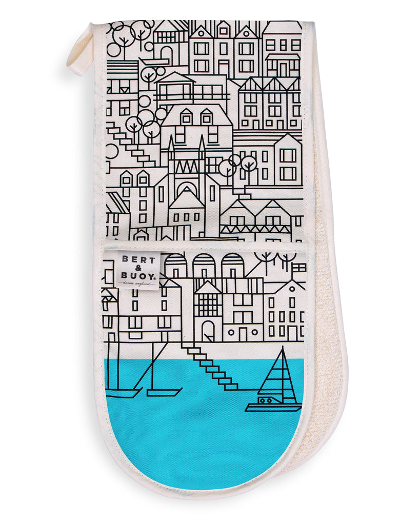 BERT & BUOY DOUBLE OVEN GLOVE DARTMOUTH