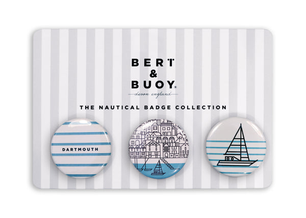 THE NAUTICAL BADGE COLLECTION: DARTMOUTH