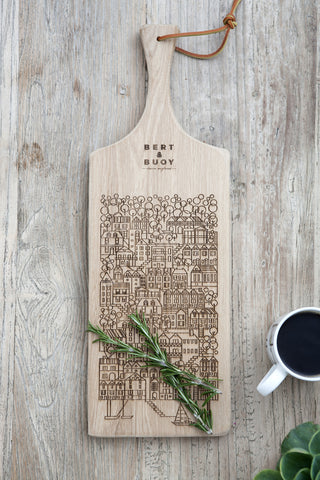 COASTAL SERVING BOARD