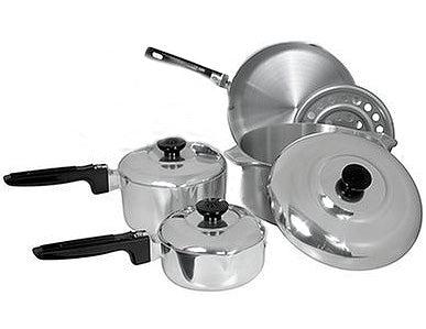 McWare Aluminum Pot Set