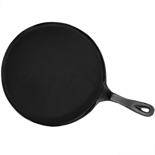 Cast Iron Round Griddle Skillet