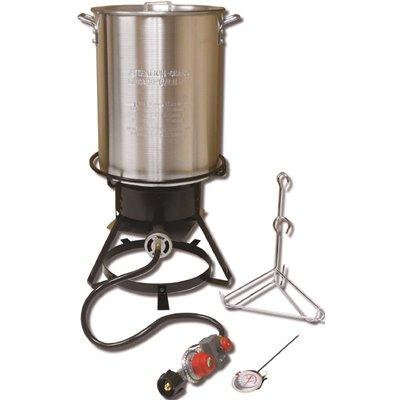 28 Quart Outdoor Turkey Cooker Kit