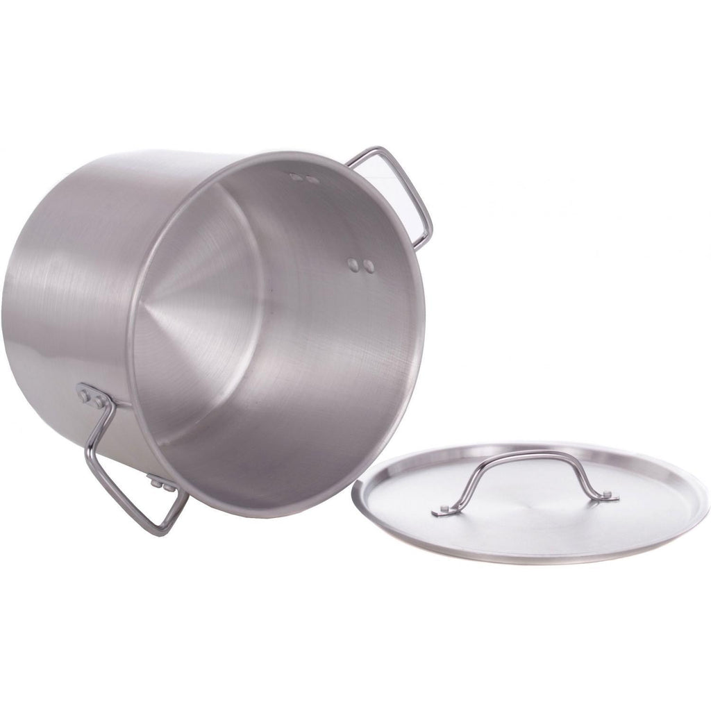 Classic Aluminum Stock Pot - 12 Quart