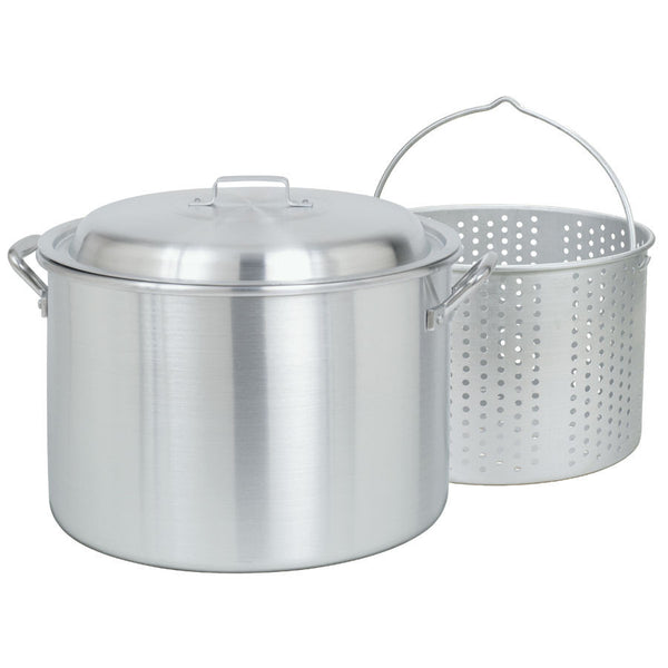 Bayou Classic 20 Quart Aluminum Stock Pot
