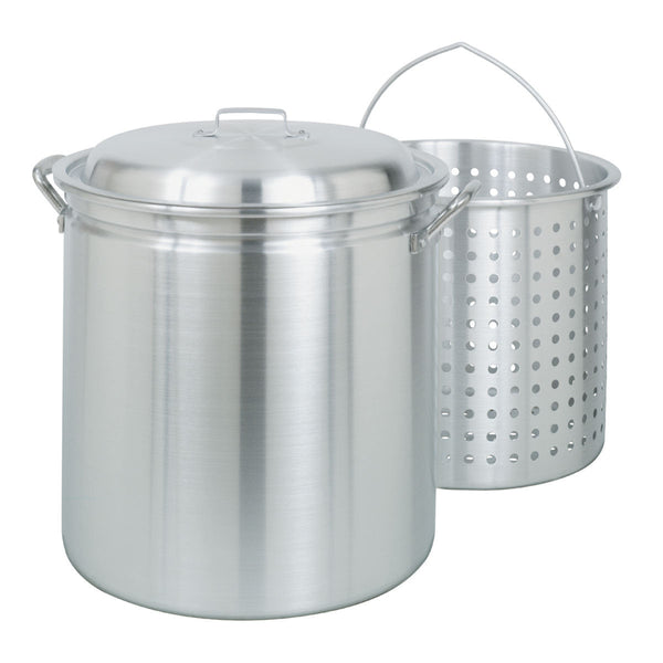 Bayou Classic 34 Quart Aluminum Stock Pot