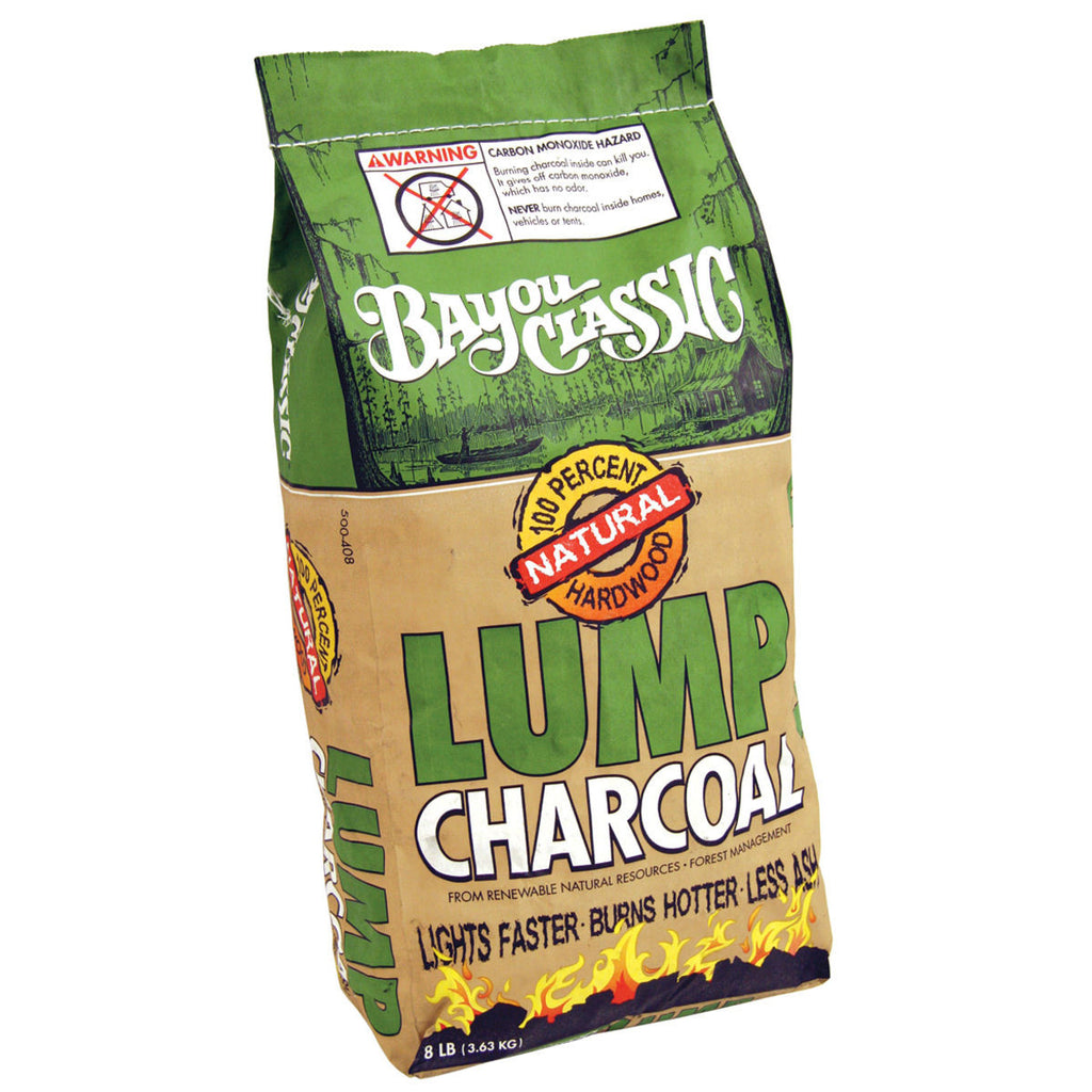 Bayou Classic Natural Lump Charcoal