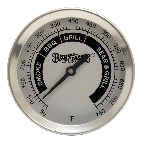 Bayou Classic Cypress Grill Thermometer