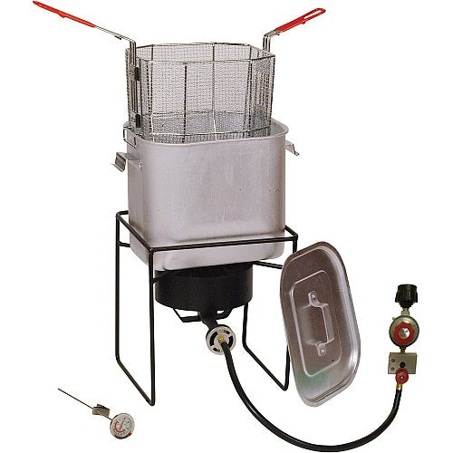 King Kooker Turkey Fryer Seafood Boiler Kit