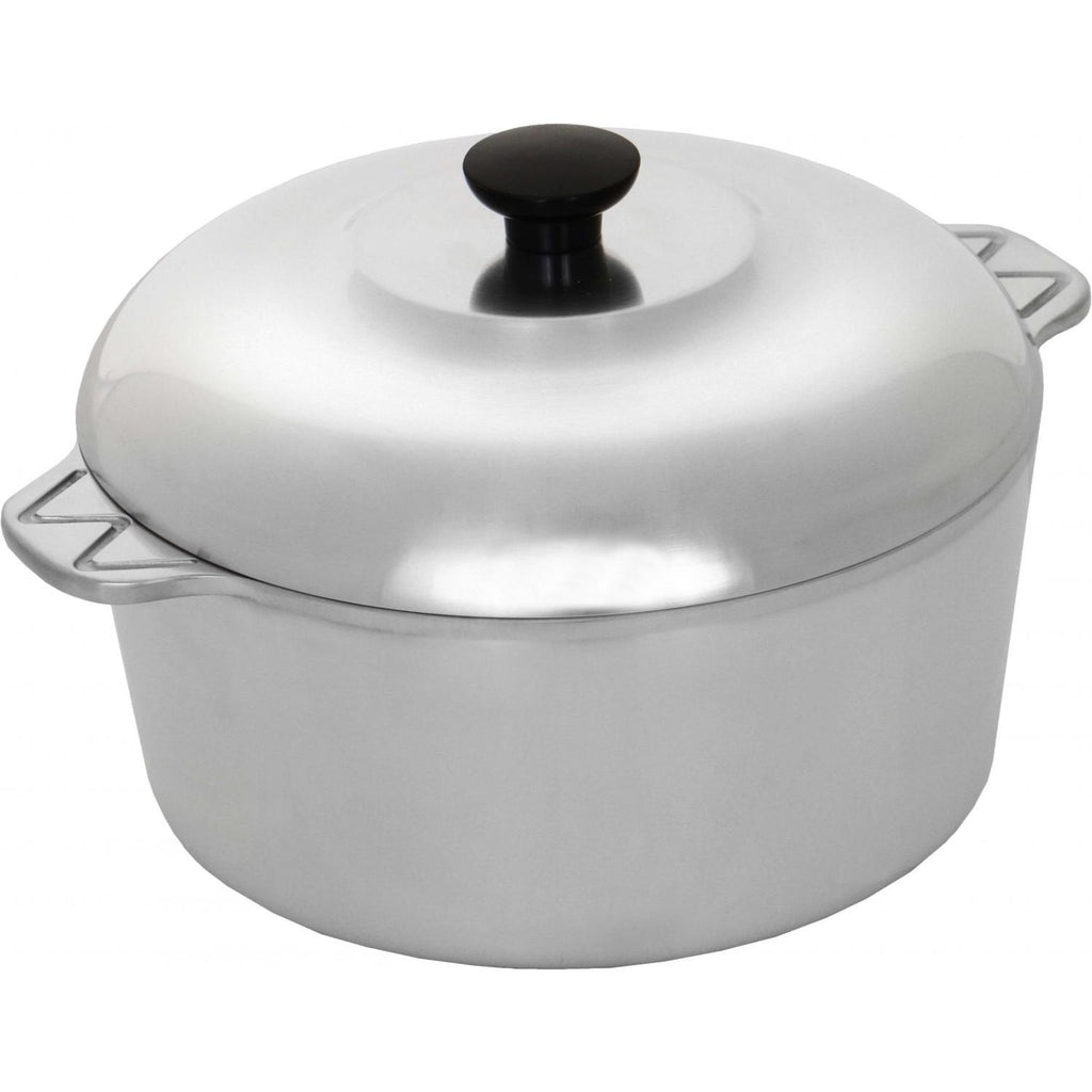Cajun Classic Aluminum Dutch Oven Pot - 5 Quart