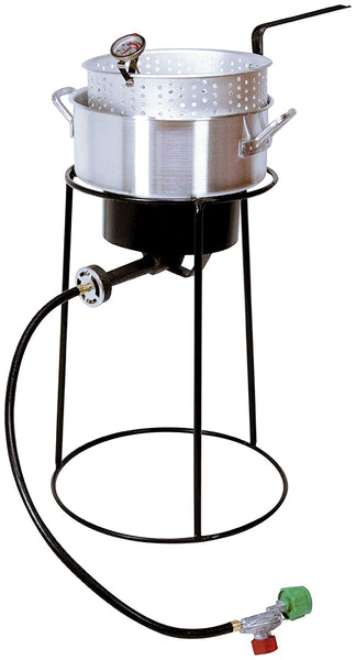 King Kooker Tall High Pressure Fish Fryer Kit