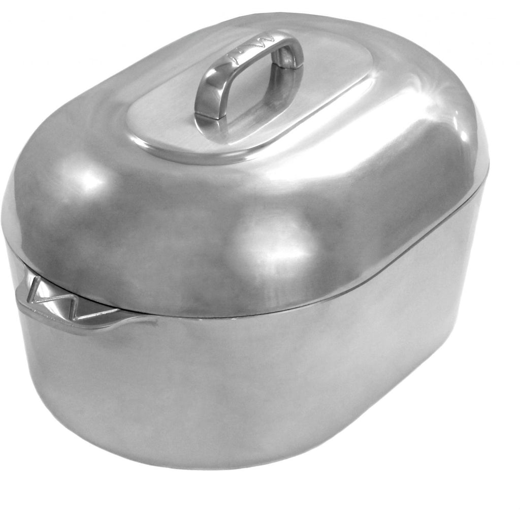 McWare Oval Roasting Pot