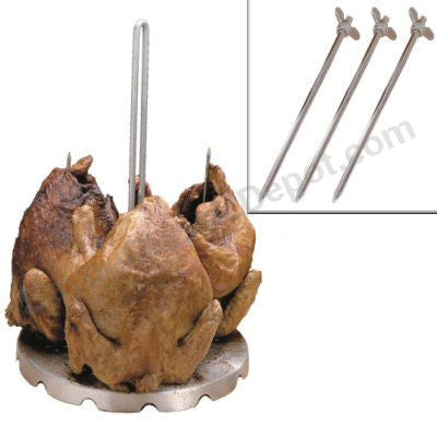 Bayou Classic Chicken Skewer Set