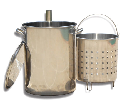 Stainless Steel Oil Free Turkey Fryer Pot