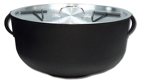 4 Gallon Cast Iron Jambalaya Pot