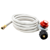 8 Foot High Pressure Propane Regulator Kit