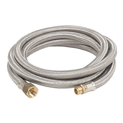 Bayou Classic 10 Foot Stainless Steel Propane Hose M7910